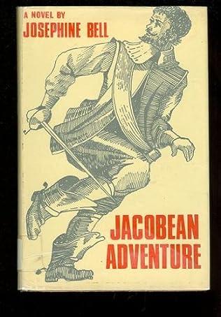 book cover of Jacobean Adventure