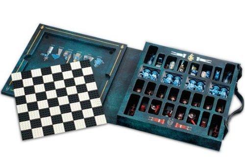 Lego Knights Kingdom Chess Set (Lego Chess Set)
