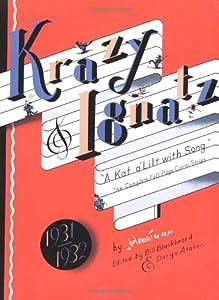"Krazy & Ignatz 1931-1932: ""A Kat a'Lilt with Song"" (Krazy Kat)"