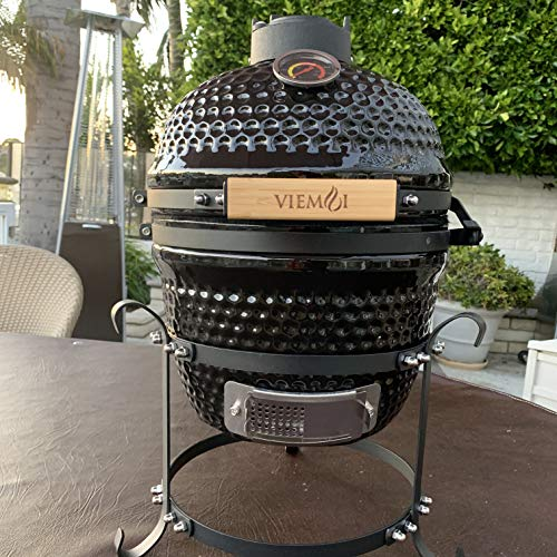 Viemoi Kamado Grill Mini Kamado Charcoal Grill Barbecue for sale  Delivered anywhere in USA