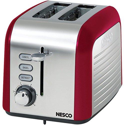 Nesco T1000-12 2-slice Toaster;