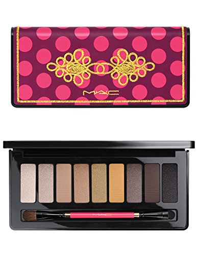 MAC Nutcracker Sweet Warm Eye Compact - Warm