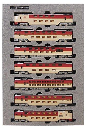 Nゲージ10-1332285系0番台サンライズエクスプレス7両セット