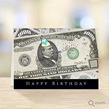 Amazon Pack Of 25 Wall Street Greetings Grand Birthday 5x7