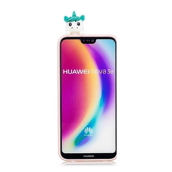 Amazon.com: MZBaoLingMeiDongUS - Carcasa para Huawei P20 ...