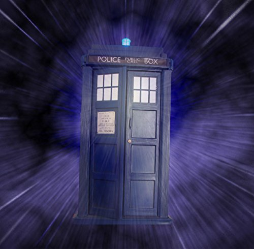 Doctor Who Tardis Wall Poster Print|12 X 18 In (Dr Who Adipose Costume)