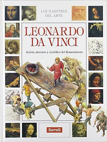 leonardo da vinci los maestros del arte series spanish edition