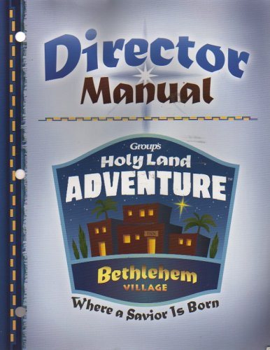 Director Manual: Group