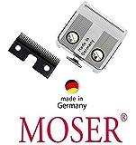 Fein - Schneidsatz für Schermaschine Moser 1233 + 1234 + Rex 1233, sowie Wahl Flexicut. Made in Germany! Original MOSER!