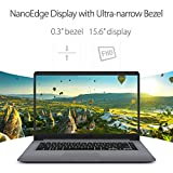 ASUS VivoBook F510UA Thin and Lightweight FHD WideView Laptop, 8th Gen Intel Core i5-8250U, 8GB DDR4 RAM, 128GB SSD+1TB HDD, USB Type-C, ASUS NanoEdge Display, Fingerprint Reader, Windows 10