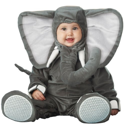 Elephant Halloween Costumes for Babies