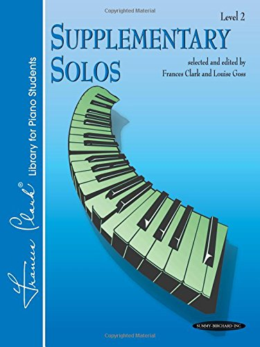 (Supplementary Solos: Level 2 (Frances Clark Library)
