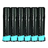 HK Army High Capacity Pods - Black/Turquoise - 6 Pack