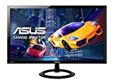 ASUS VX248H 24' Full HD 1920x1080 1ms HDMI DVI VGA Eye Care Gaming Monitor