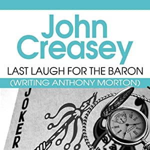 Last Laugh for the Baron Audiobook