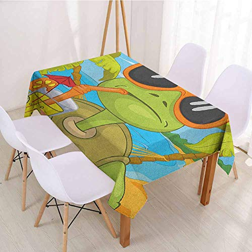 ScottDecor Dinning Tabletop Decoration Picnic Cloth W 70