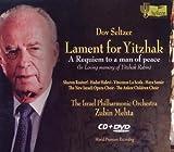 Seltzer: Lament for Yitzhak (Bonus DVD)