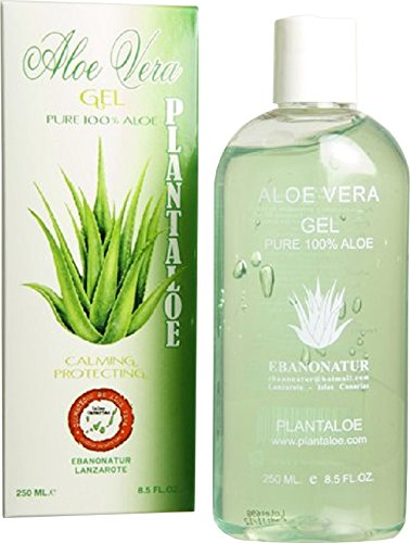 Plantaloe Gel Pure de Aloe Vera 250 mililitros