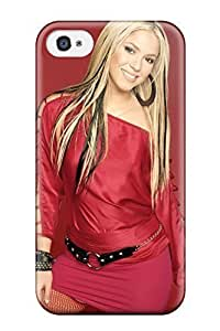 Premium [YDkhJJn7604tpDmx]shakira 51 Case For Iphone 4/4s- Eco-friendly Packaging by lolosakes