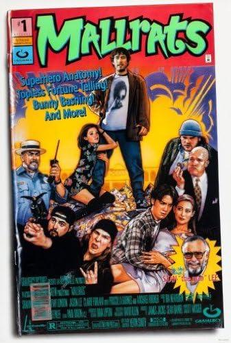 "Free Shipping Mallrats Movie Poster 24/""x36/"""