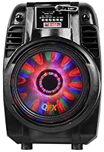 Qfx Worldwide Voltage Bluetooth Portable Party