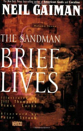 The Brief Lives (Sandman)