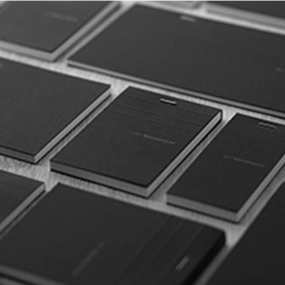 N105 5mm dot Grid A5 80 Sheets Maruman Mnemosyne Notebook 8.27 x ...