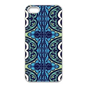 Gypsy Cobalt Charcoal iPhone 4 4s Cell Phone Case White&Phone Accessory STC_935075