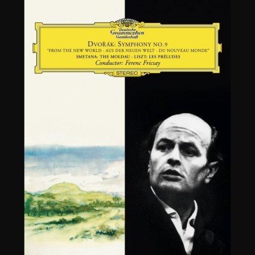 Blu-ray Audio : Ferenc Fricsay - Symphony No 9 / Moldau / Les Preludes (Blu-ray Audio)