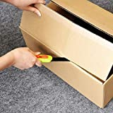 CANARY Safety Box Cutter Retractable Round