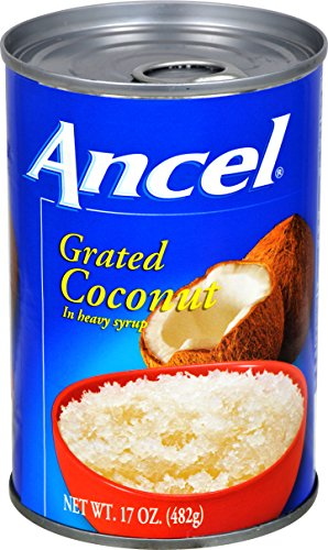Goya Foods Ancel Grated Coconut, 17-Ounce (Pack of 24) by Goya (Image #4)