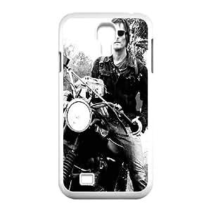 The walking dead season 5 hard pattern case cover For SamSung Galaxy S4 Case TV-WALKING-S52201
