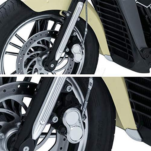 Twenty ABS//Sixty ABS 2020 Motorrad vorne Bremssattelabdeckung KYN for Indian Scout Bobber 2018-2021 Twenty//Sixty 2020-2021 Scout Bobber ABS 2018-2020
