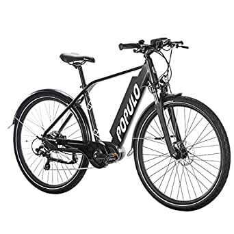 Amazon.com : POPULO Scout Ebike, Hybrid Electric Bicycle