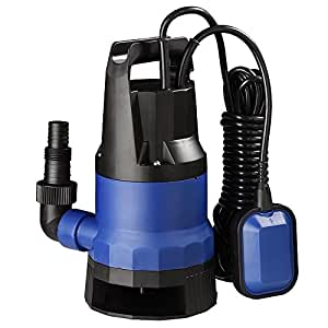 750W Submersible Clean Water Pump for Swimming Pool w/ Pump Rate 3432 GPH