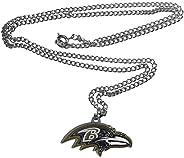 Siskiyou Sports NFL Baltimore Ravens Chain Necklace
