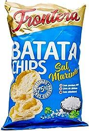 Batata Chips Sal Marinho Frontera 40g