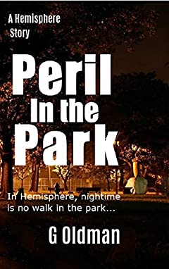 Peril in the Park: A Hemisphere Story (A Hemisphere Story: Book 1)