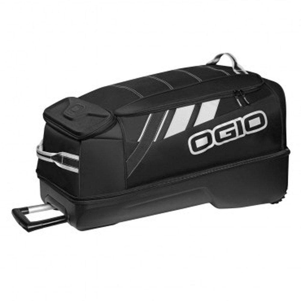 OGIO 121013.36 Adrenaline Wheeled Gear Bag, Stealth Black