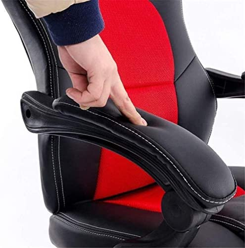 YONGYONGCHONG Fauteuil d\'ordinateur de première qualité Chaise de jeu ergonomique pour la maison, le bureau, l\'ordinateur, la course, le siège pivotant à dossier haut