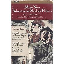 More. . . Sherlock Holmes: Vol. 5