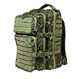 Osage River Fishing Backpack Tackle and Rod Storage - Camo