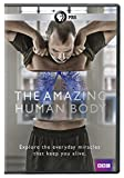 The Amazing Human Body Cover - DVD