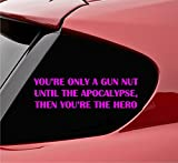 Best Gift-Hero Case For Mini Ipads - You're only a Gun nut Until The Apocalypse Review
