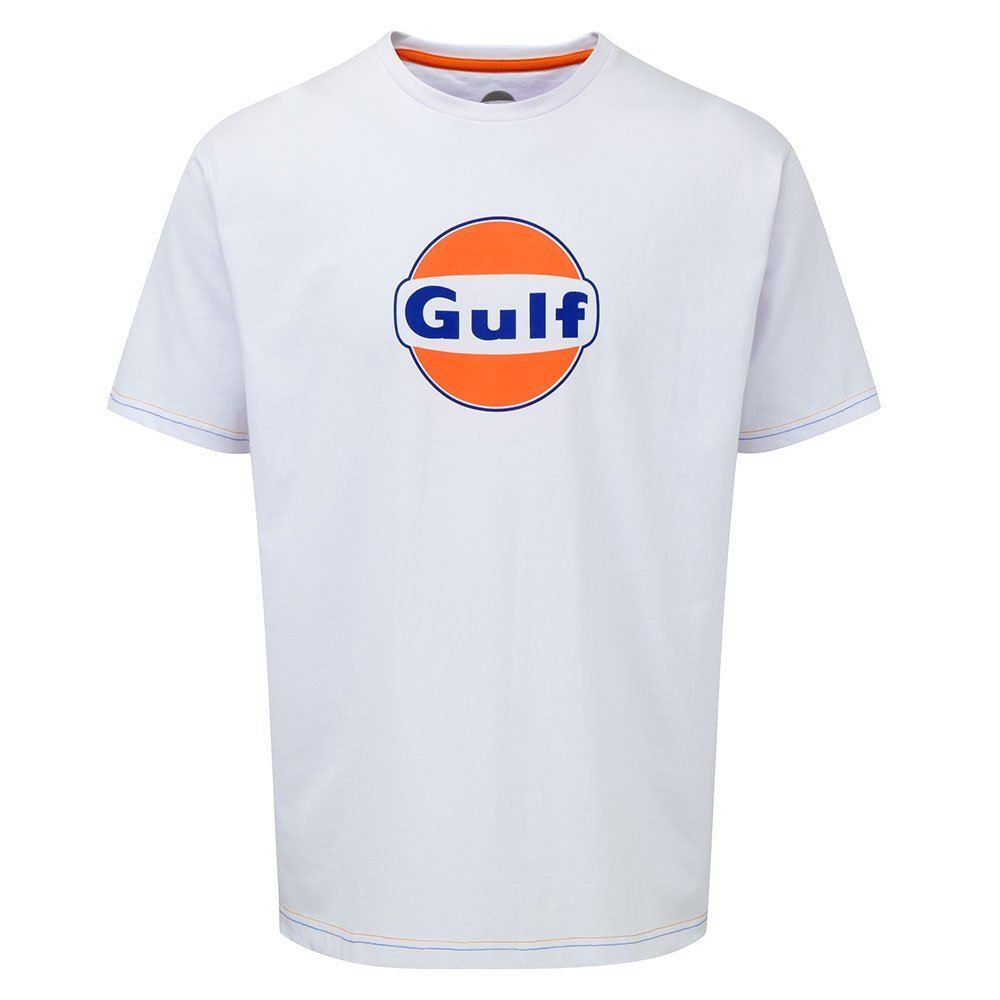 GULF Oil Homme Racing T-Shirt pour Homme