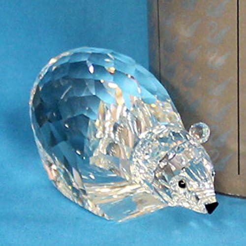 Swarovski Silver Crystal Polar Bear 085000
