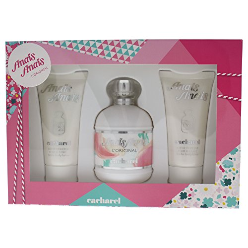 Cacharel Anais Gift Set for ()