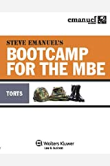Steve Emanuel's Bootcamp for the MBE: Torts (Emanuel Bar Review Series) Kindle Edition