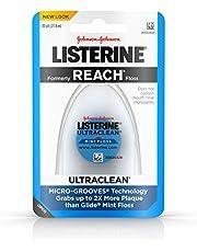 Listerine Ultraclean Mint Floss 30 Yards