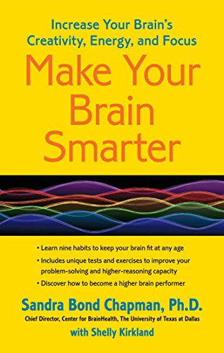 Make Your Brain Smarter: Increase Your Brain's Creativity, Energy, and Focus by Simon Schuster